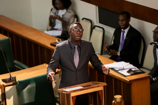 2016 Sitting - National Youth Parliament, Jamaica (109)