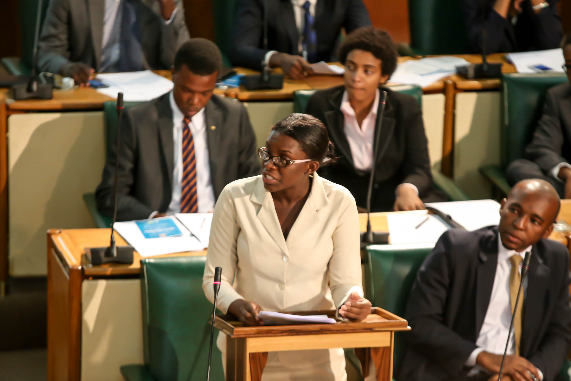 2016 Sitting - National Youth Parliament, Jamaica (132)
