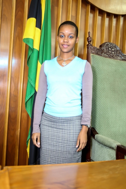 2016 Sitting - National Youth Parliament, Jamaica (14)