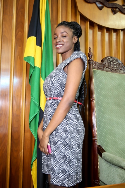 2016 Sitting - National Youth Parliament, Jamaica (15)