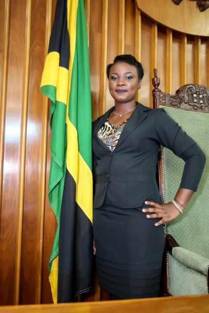 2016 Sitting - National Youth Parliament, Jamaica (16)