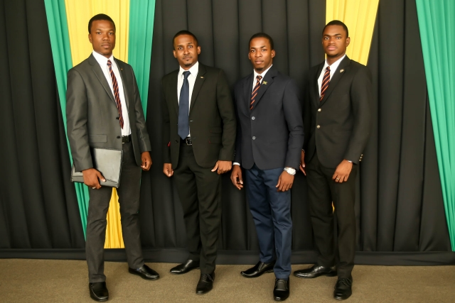 2016 Sitting - National Youth Parliament, Jamaica (42)