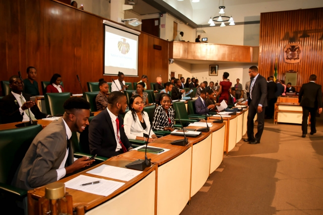 2016 Sitting - National Youth Parliament, Jamaica (43)