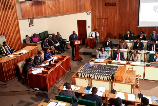 2016 Sitting - National Youth Parliament, Jamaica (65)