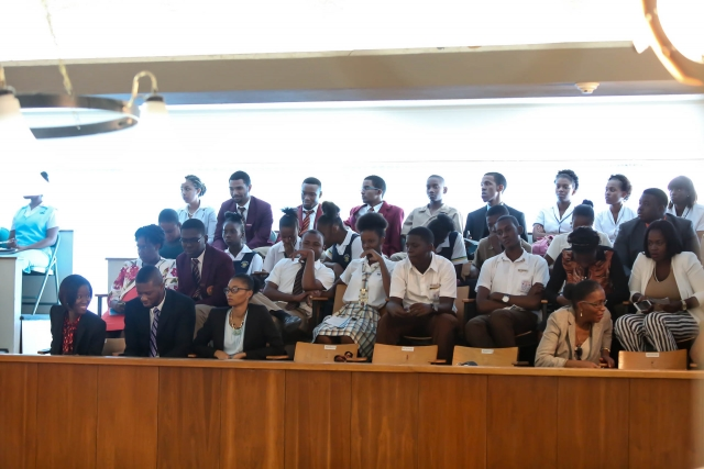 2016 Sitting - National Youth Parliament, Jamaica (75)