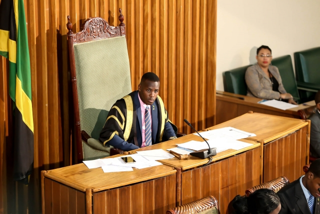 2016 Sitting - National Youth Parliament, Jamaica (78)