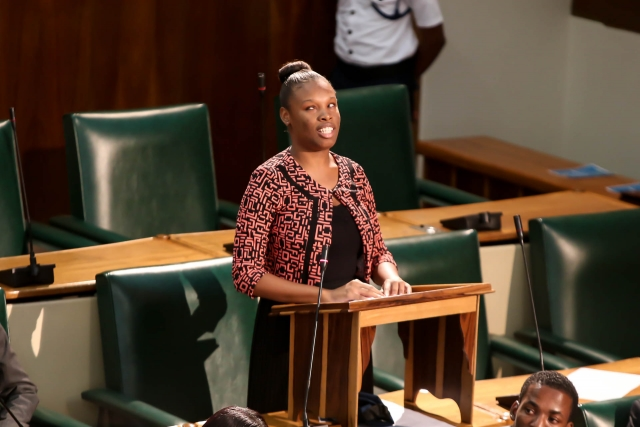 2016 Sitting - National Youth Parliament, Jamaica (84)