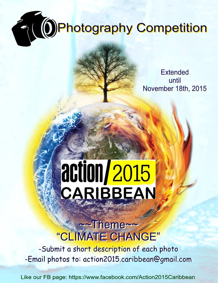 Deadline: Photo Competition | Youth Information Centers - NCYD Jamaica