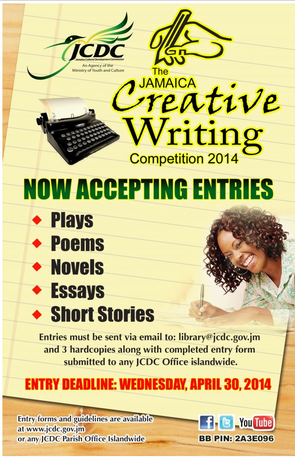 deadline jcdc creative writing competition youth information  deadline jcdc creative writing competition youth information centers ncyd